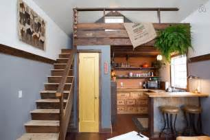 interiors of tiny homes cozy rustic tiny house with vintage decor idesignarch interior design architecture