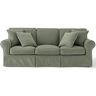 jcpenney slipcover sectional sofa pin by andrea tingey on home pinterest