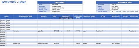 Excel Inventory Template Excel Inventory Template Beepmunk