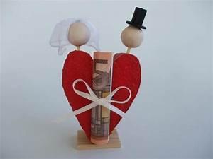Geldgeschenke Zur Hochzeit Schön Verpackt : hochzeitsherz geldgeschenk herz zur hochzeit producten en hochzeit ~ Frokenaadalensverden.com Haus und Dekorationen
