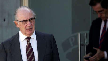 España: el exvicepresidente Rodrigo Rato entra en prisión ...
