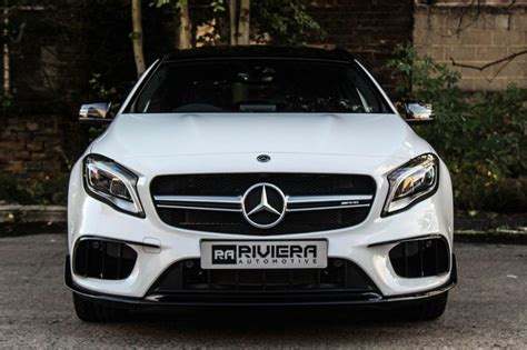 *premium 1 package, interior package (ambient lighting), multimed. Used 2018 MERCEDES-BENZ GLA-CLASS 2.0 GLA45 AMG 4MATIC 5d 360 BHP for sale in West Yorkshire ...
