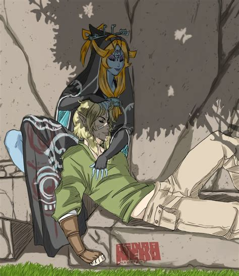 Loz Link And Midna On Pinterest Twilight Princess The