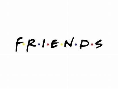Friends Logos Transparent Vector Svg