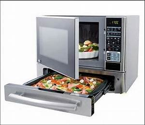 Pizza In Mikrowelle : the microwave and pizza oven combination gearfuse ~ Buech-reservation.com Haus und Dekorationen