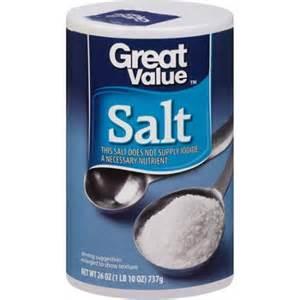 great value salt seasoning 26 oz walmart com