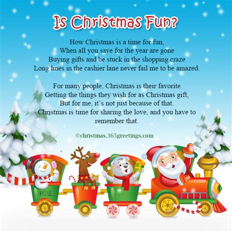 funny christmas poems christmas celebration