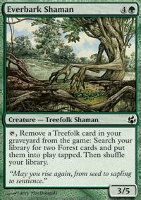 Mtg Green Treefolk Deck by 60 Cards Green Black Treefolk Deck Magic Mtg 002 Ebay