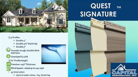 quest siding sales installation services md dc va ga