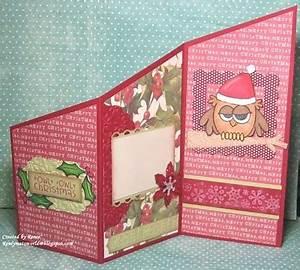 39 best tri fold cards images on Pinterest