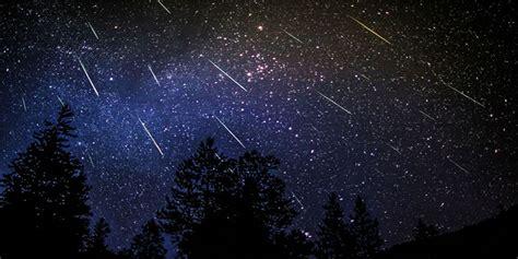 Perseid Meteorite Shower by The 2017 Perseid Meteor Shower