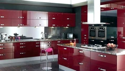 Red Kitchen Decor Burgundy Kitchen Decor Kitchen