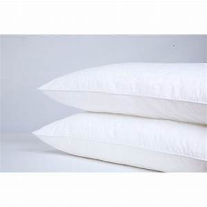 fine bedding finest fibres filled 100 cotton pillow With cotton filled bed pillows