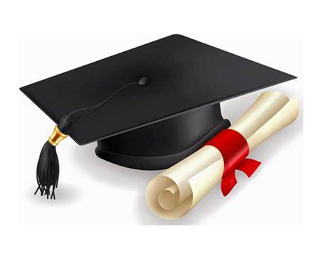 Graduation Cap And Diploma Edible Icing Image