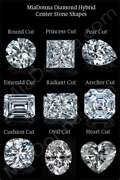 diamond cuts ideas  pinterest