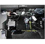 Wiring A Trailer Brake Controller To 2011 Chevy