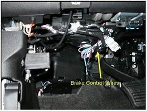 Wiring A Trailer Brake Controller To A 2011 Chevy