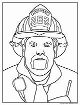 Coloring Dementia Adults Firefighter Fireman Printable Elderly Patients Hat Sheets Lollipop Fire Adult Downloadable Memory Fighter Firefighters Getdrawings Getcolorings Alzheimers sketch template