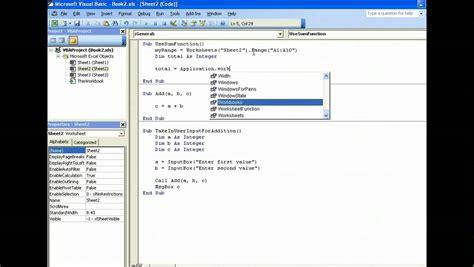 worksheet functions excel vba youtube
