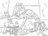 Coloring Death Pharaoh Firstborn Son Joseph Pages Egypt Dream Bible Plagues Moses Coloringhome Printable Supercoloring Alma Tadema Plague Born Biblia sketch template