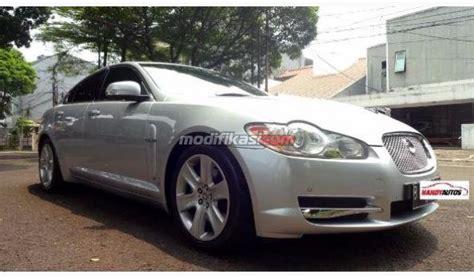 Modifikasi Jaguar Xf by 2008 Jaguar Xf Silver Matic Sangat Terawat Handy Autos