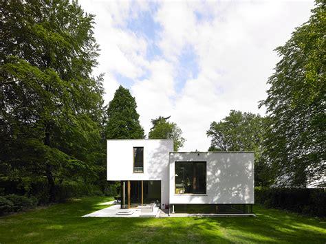 split level home interior wohnen am wald muenchenarchitektur