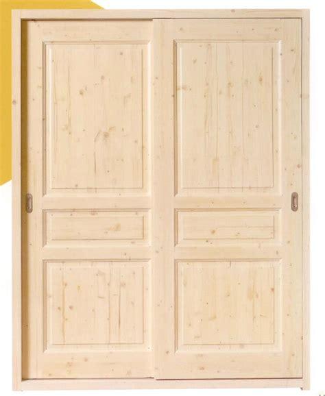 porte placard cuisine sur mesure cuisine dressing portes placard bois brut portes de