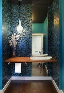 Tapete Badezimmer Geeignet : die 25 besten ideen zu badezimmer tapete auf pinterest tapeten wohnzimmer modern baum an der ~ Sanjose-hotels-ca.com Haus und Dekorationen