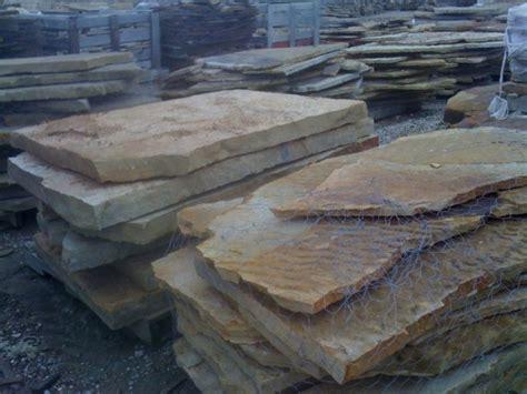 flagstone slabs flagstone classic rock stone yard