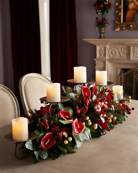 cool christmas holiday candles decoration ideas family