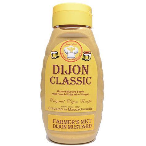 what is dijon mustard dijon mustard classic provence kitchen 174