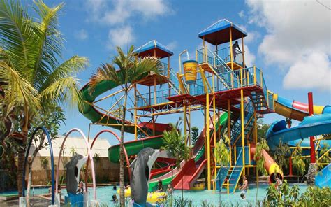 nirmala waterpark tiket wahana november  travelspromo