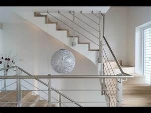 Garde Corp Escalier : garde corps inox design r alisations 2013 youtube ~ Dallasstarsshop.com Idées de Décoration