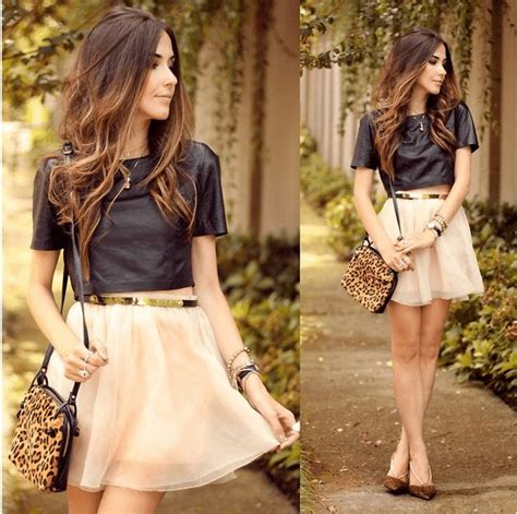 6 Stylish ways to wear Crop Tops Outfits u2013 Women Elite