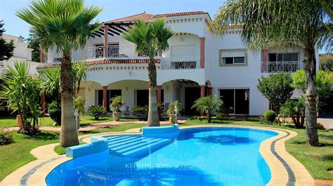 appartement 3 chambres location villas de luxe à vendre au tanger kensington maroc