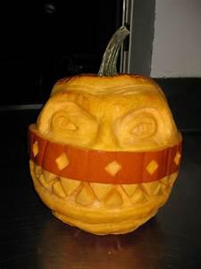 Punk, Style, Pumpkin, Carving