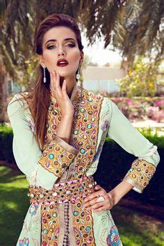 caftan et robe d int 233 rieur on moroccan caftan caftans and caftan marocain