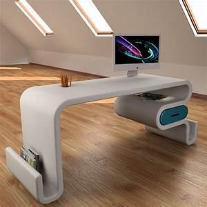 Bureau Moderne Design : bureau de design moderne flex fait en italie ~ Teatrodelosmanantiales.com Idées de Décoration