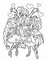 Coloring 420 Precure Doki Oboe Drawing Printable Selection Princess Anime Tsukai Getdrawings Cure Template Glitter Force Getcolorings Pretty Sheets фотографии sketch template