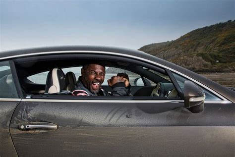 Idris Elba Goes for a 180 MPH Drive, Breaks U.K. Land ...