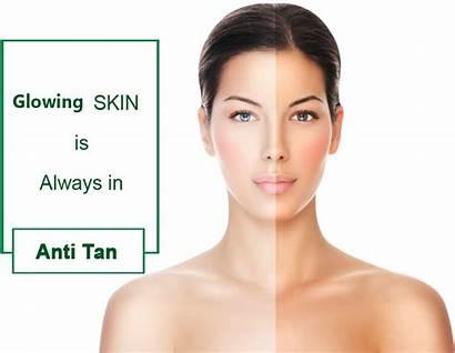 Tan Looking Skin Anti Treatment Ageing Youthful