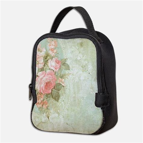 shabby chic bags shabby chic bags totes personalized shabby chic reusable bags cafepress