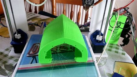 3d Printed Boat by 3d Printed Rc Boat Part 1