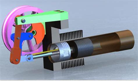 Stirling engine 3d models to print yeggi
