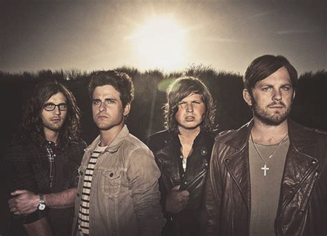 Kings Of Leon Announce Mechanical Bull Tour Dates  Oh No