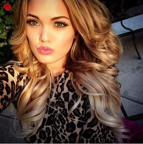 Color Hairstyles by Most Popular Ombre Hair Color Hairstyling Trends