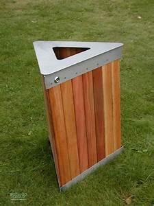 Abfallbehälter Außenbereich Holz : abfallbeh lter m lleimer slc02 edelstahl ~ Sanjose-hotels-ca.com Haus und Dekorationen