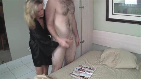 Guy Helps Girl Masturbate