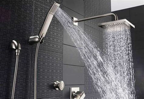 expanded selection  traditional  modern shower