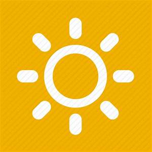 Hot, sunny, warm, weather icon   Icon search engine